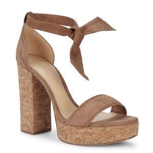NIB Alexandre Birman Celine Platform Sandals 👡
